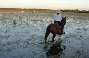 Cavalgada Pantaneira - Férias de Julho