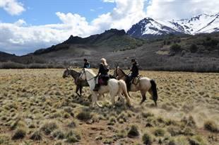 CARNAVAL - Cavalgada na Patagônia