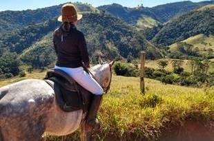 Cavalgada Caminhos da Serra - Estrada Real - FERIAS