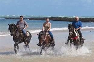 Cavalgada das praias - Tibau - Pipa - Corpus Christi