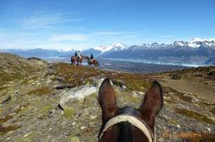 Cavalgada dos Glaciares - saida especial dia 1 de marco