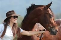 3º lugar Categoria Cavalo em Cavalgadas ou no Cotidiano