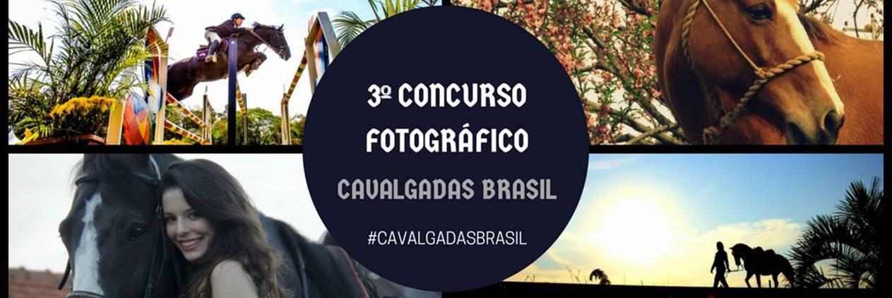 3º Concurso Fotográfico Cavalgadas Brasil