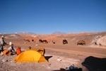 Expedição - acampamento