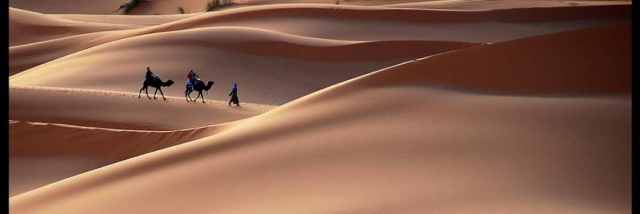 Marrocos - Dunas e Nomades