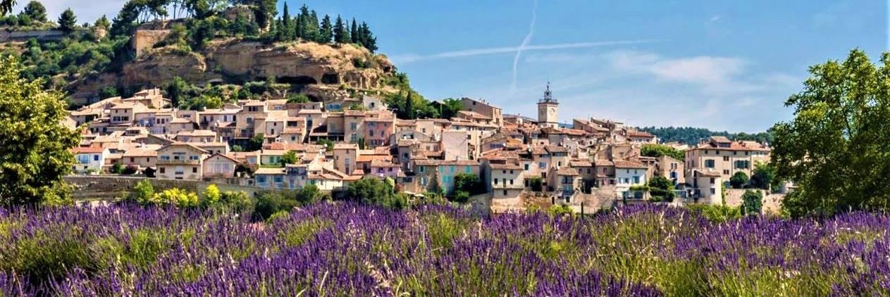 Rota do Vinho na Provence