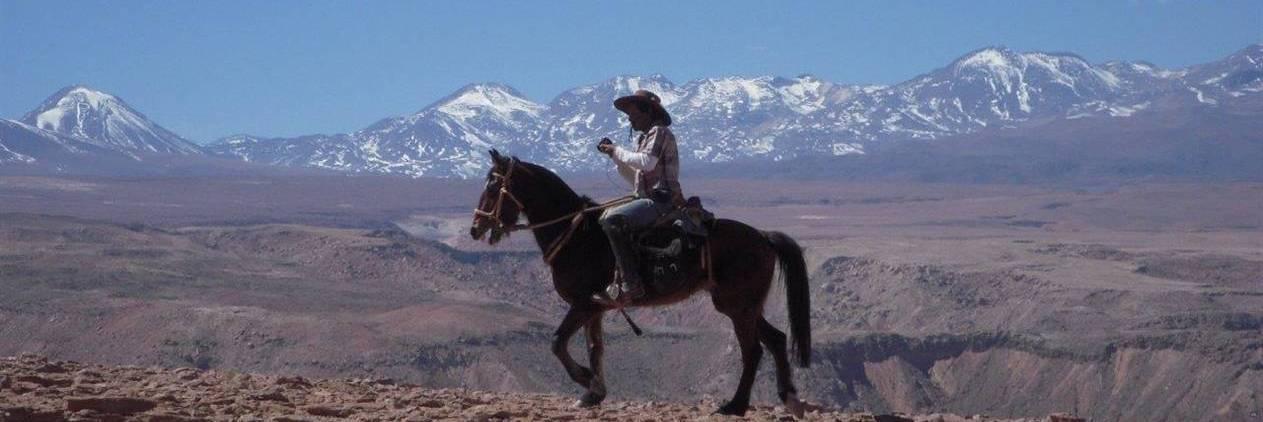 Expedicão Camp no Deserto do Atacama