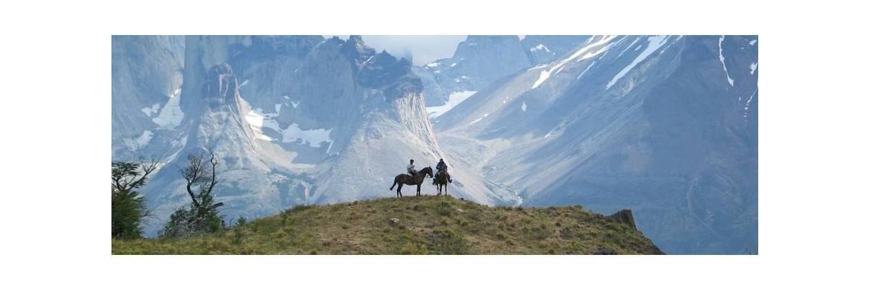 Expedicão Camp Torres Del Paine