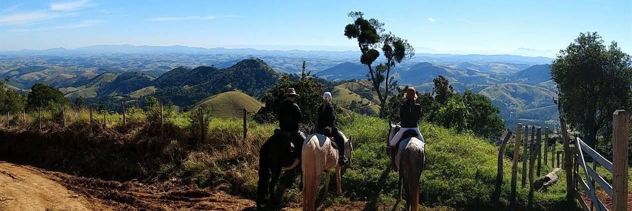 Cavalgada Caminhos da Serra – Estrada Real