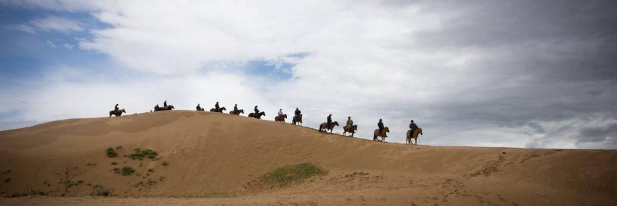 Travessia Mongol