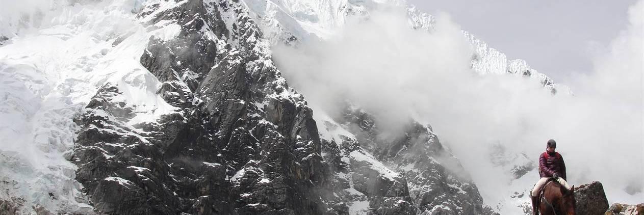 Expedicao para Machu Pichu na Trilha Inca Salkantay