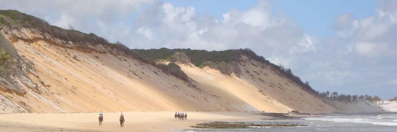 Cavalgada das praias - Tibau - Pipa