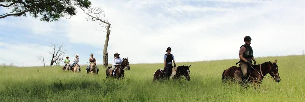 Cavalgada das Fazendas Historicas