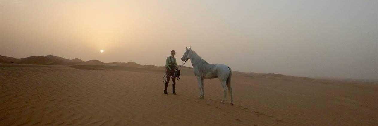 1001 Noites na Árabia