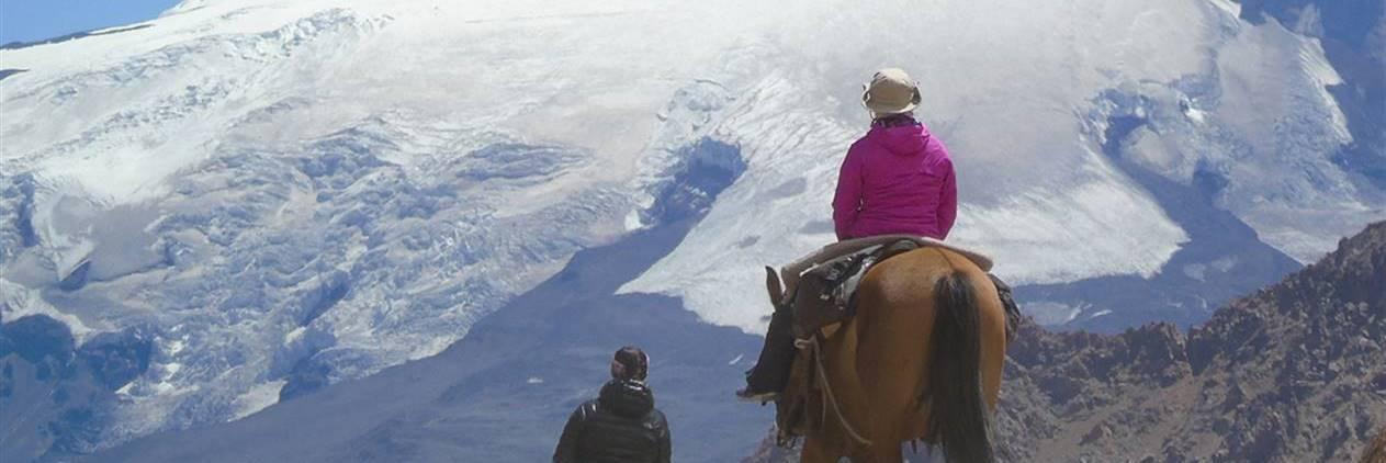 Expedição Travessia dos Andes - Mendoza / Cajon Del Maipo