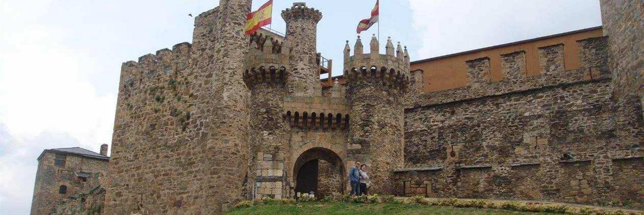Caminho Santiago Compostela