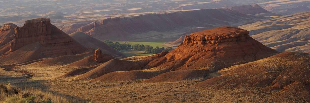 Trilha Wyoming Big Horn