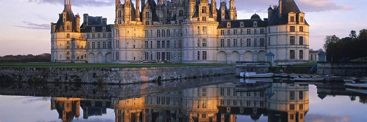 Cavalgada pelos Castelos do Vale de Loire