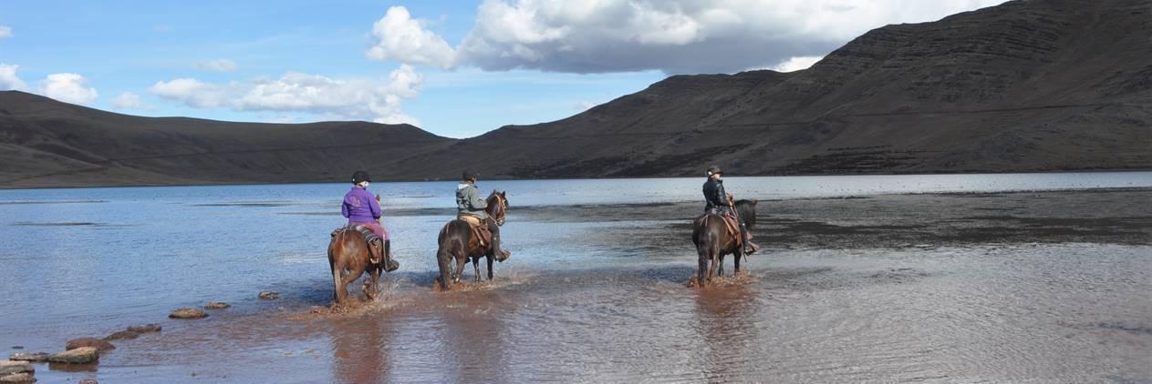 Cavalgada no Vale Sagrado - Machu Picchu