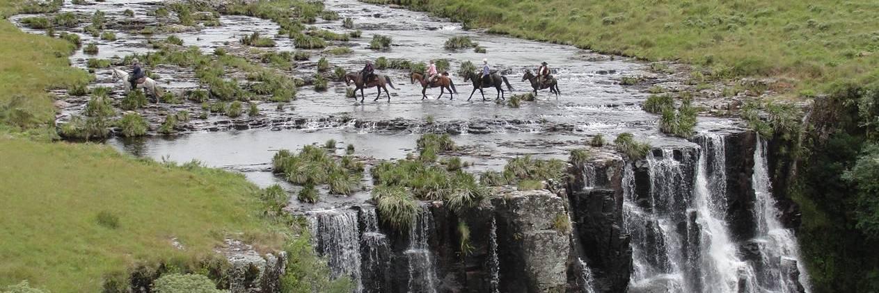 Cavalgada:  Travessia Aparados da Serra
